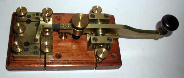Post 1881 Telegraph Equipment Telegraph Amp Sci